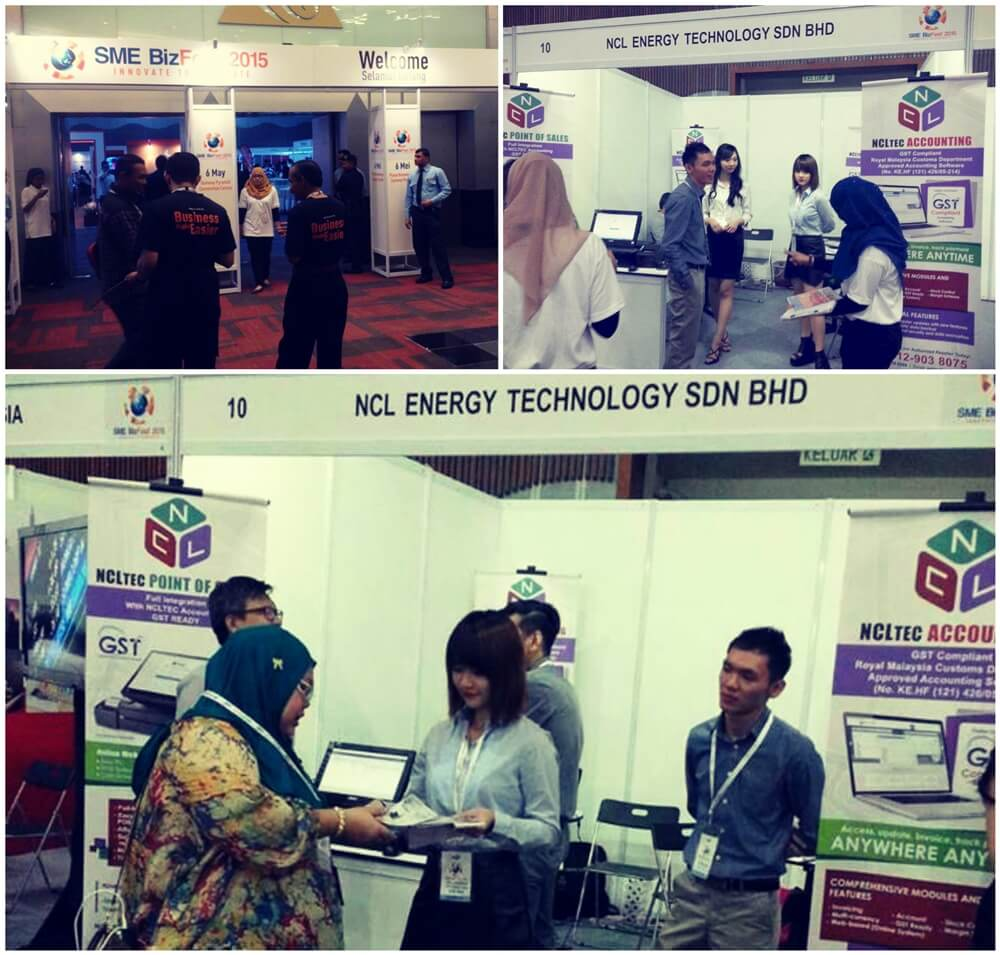 NCL Accounting SME BizFest 2015