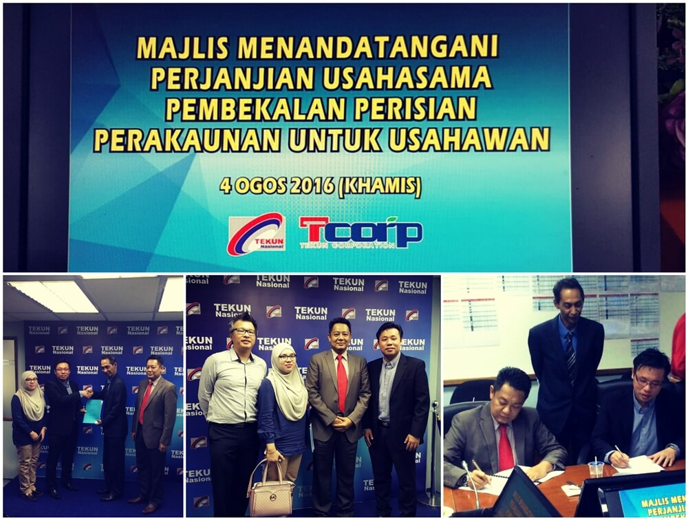 NCL Accounting TEKUN-NCL Energy Collaboration